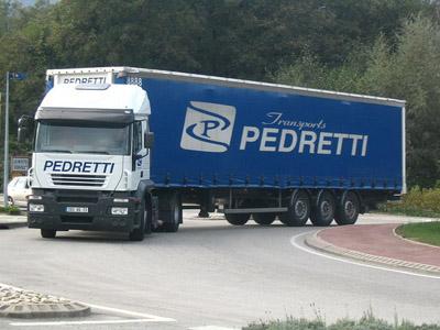 Camion Pedretti